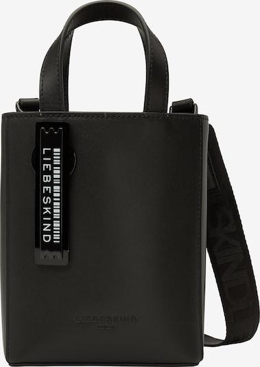 Liebeskind Berlin Schultertasche in schwarz, Produktansicht