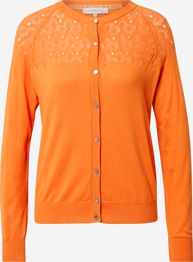 Noa Noa Strickjacke 'Essential' in orange, Produktansicht