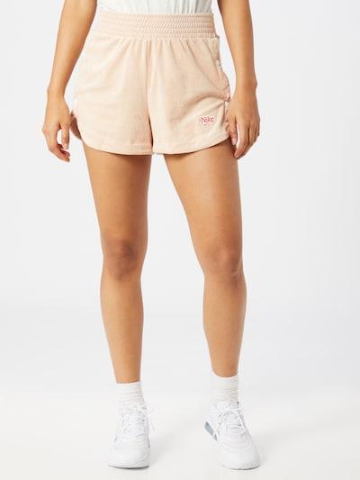 NIKE Shorts in beige, Modelansicht