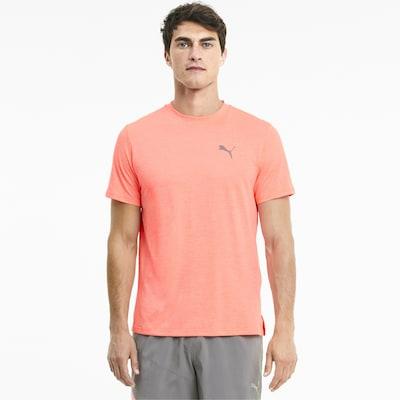 PUMA Shirt in de kleur Perzik: Vooraanzicht