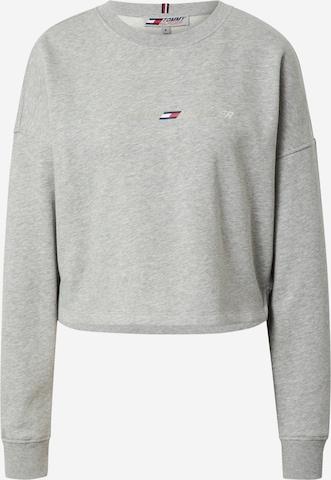 Tommy Sport Athletic Sweatshirt in Grey