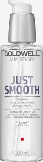 Goldwell Oil 'Just Smooth Taming' in transparent: Frontalansicht