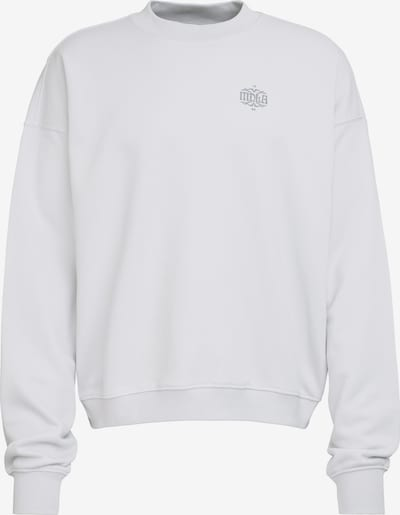 Magdeburg Los Angeles Sweatshirt 'Nimbus' in de kleur Wit, Productweergave
