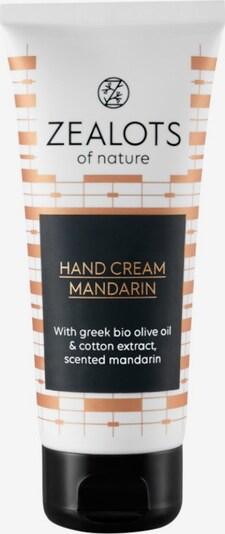 Zealots of Nature Handcreme 'Mandarin' in weiß, Produktansicht