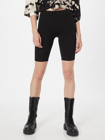 Leggings 'EDITA' PIECES en noir