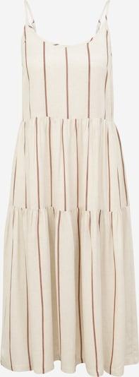 Y.A.S Tall Kleid 'TRIMLA' in beige / braun, Produktansicht