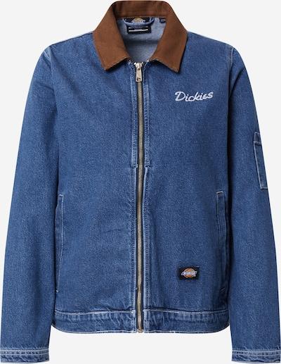 DICKIES Between-season jacket 'Halma Eisenhower' in Blue denim, Item view