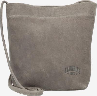 KLONDIKE 1896 Umhängetasche 'Brooke' in grau, Produktansicht