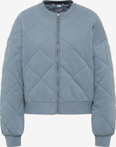 DreiMaster Vintage Sweatjacke in blau, Produktansicht