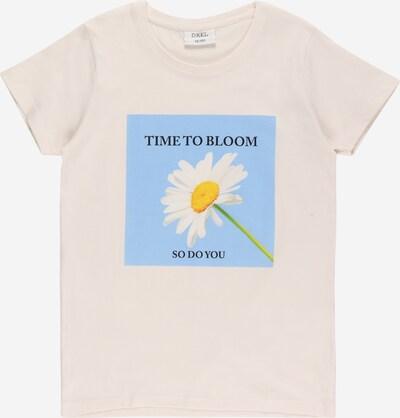 D-XEL Shirt 'TASSA' in hellblau / weiß, Produktansicht