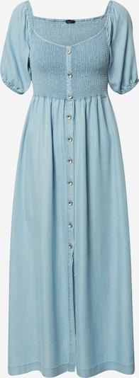 Salsa Robe en bleu clair, Vue avec produit