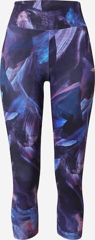 Pantaloni sport de la 4F pe albastru