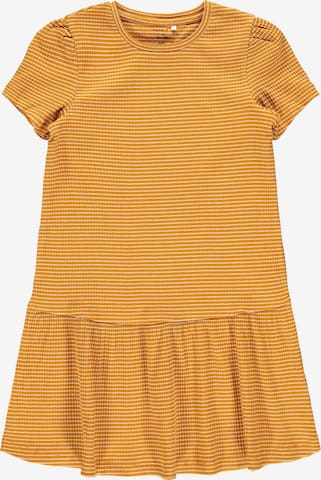 Robe 'Lara' NAME IT en jaune