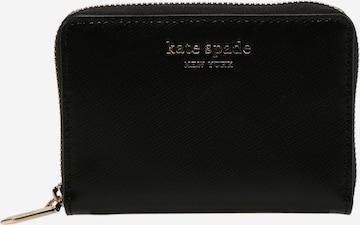 melns Kate Spade Naudas maks
