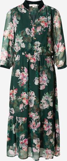 Derhy Robe-chemise 'Tendresse Robe' en vert / mélange de couleurs, Vue avec produit