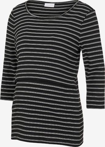 MAMALICIOUS T-shirt i svart