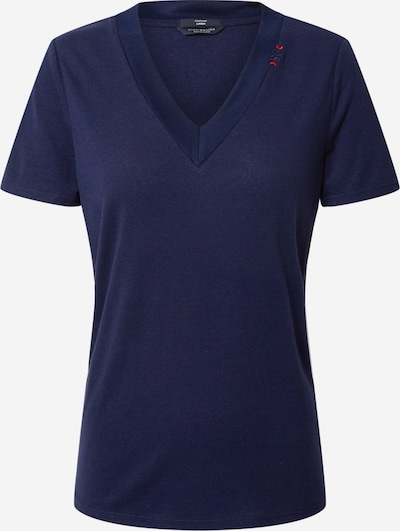 SCOTCH & SODA T-Shirt in navy, Produktansicht