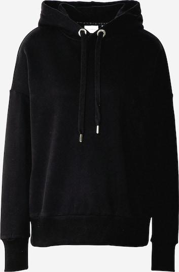 Rich & Royal Sweatshirt in schwarz, Produktansicht
