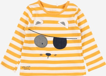 Tricou de la Boboli pe galben