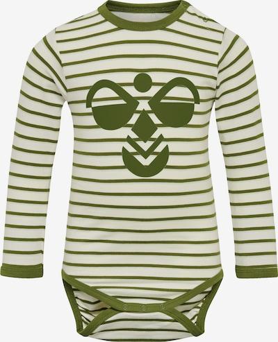 Hummel Body 'Alan' in grasgrün / hellgrün, Produktansicht