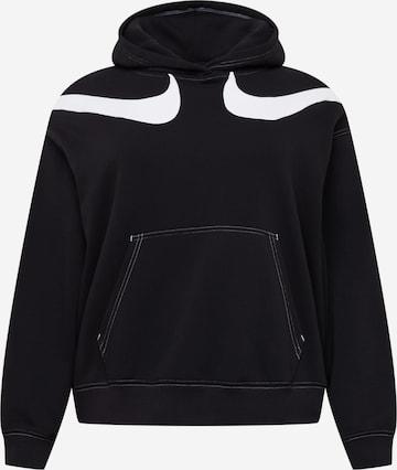 Nike Sportswear Sweatshirt in Black