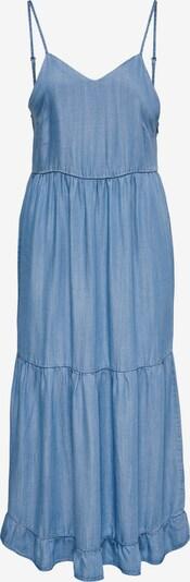 ONLY Kleid 'Ragna' in blue denim, Produktansicht