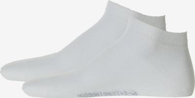 Hudson Socken in weiß, Produktansicht