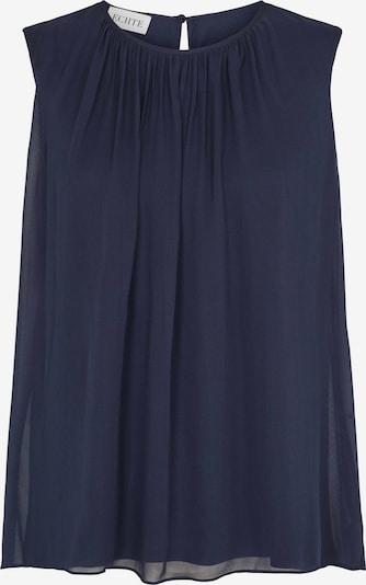ECHTE Top in blau, Produktansicht