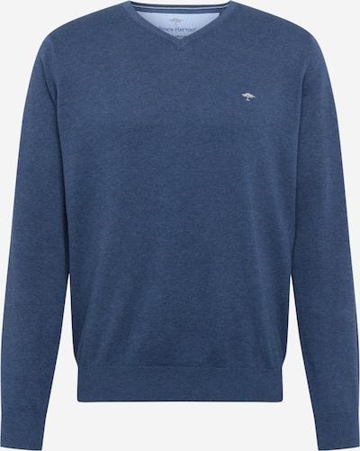Pulover FYNCH-HATTON pe albastru, Vizualizare produs