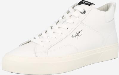 Pepe Jeans Sneaker 'YOGI' in schwarz / weiß, Produktansicht
