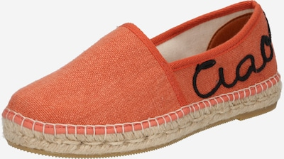 MACARENA Espadrilles in orange, Produktansicht