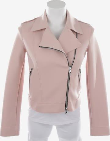 Harris Wharf London Jacket & Coat in XS in Pink