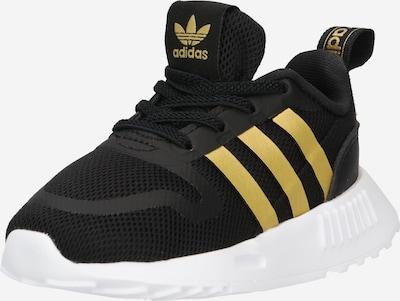 ADIDAS ORIGINALS Sneaker 'MULTIX EL' in gold / schwarz, Produktansicht