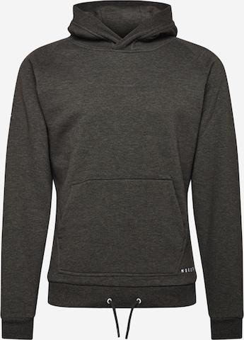 MOROTAI Αθλητική μπλούζα φούτερ 'Kimo' σε γκρι