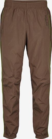 Twelvesixteen 12.16 Training pants in braun, Produktansicht