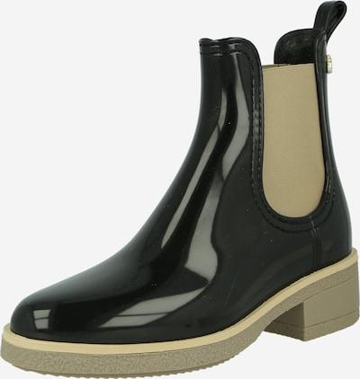 Boots chelsea 'JOYCE' LEMON JELLY di colore beige / nero, Visualizzazione prodotti