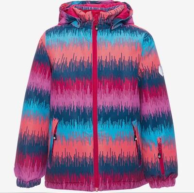 COLOR KIDS Jacke 'Dikson' in mischfarben / pink, Produktansicht