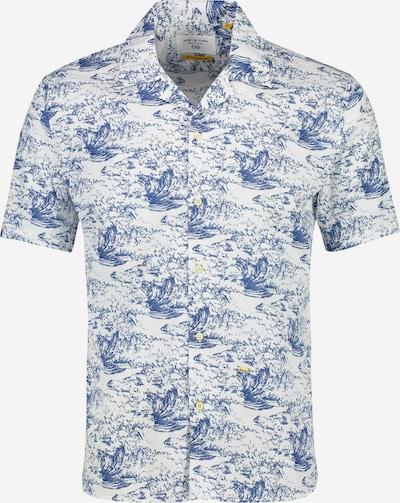 NEW IN TOWN Overhemd in de kleur Blauw / Gemengde kleuren / Wit, Productweergave