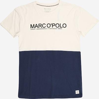 Marc O'Polo Junior Majica u plava / bijela, Pregled proizvoda