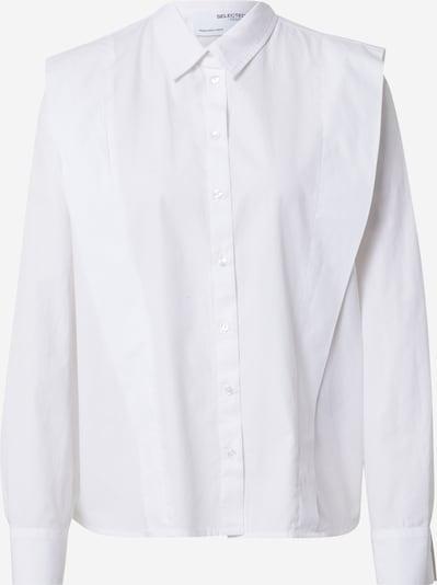 SELECTED FEMME Bluse 'Bello' in weiß, Produktansicht