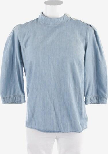 Ba&sh Bluse / Tunika in S in himmelblau, Produktansicht