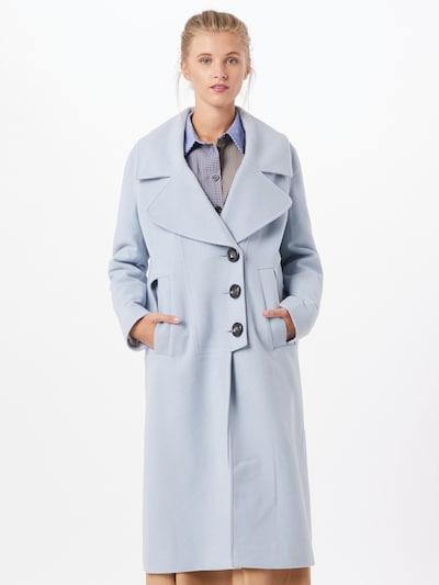 Rudeninis-žieminis paltas 'Reserve' iš Libertine-Libertine , spalva - šviesiai mėlyna, Modelio vaizdas