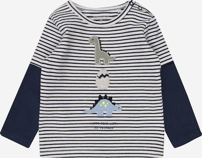 STACCATO T-Krekls tumši zils / pelēks / balts, Preces skats