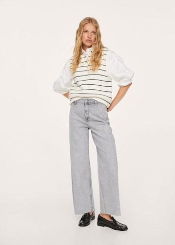 MANGO Jeans in Grijs