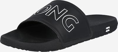 fekete / fehér BILLABONG Strandcipő 'LEGACY', Termék nézet