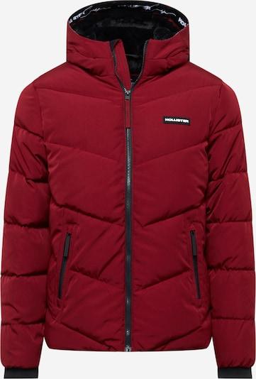 HOLLISTER Jacke in rubinrot, Produktansicht