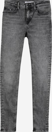Calvin Klein Jean en gris denim, Vue avec produit