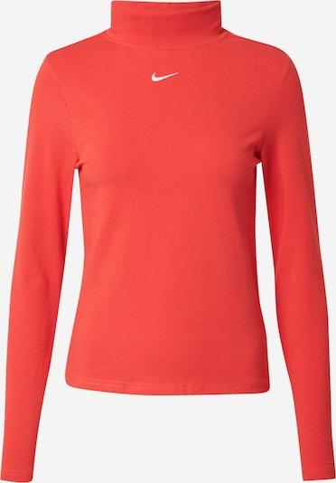 Tricou Nike Sportswear pe roșu orange, Vizualizare produs