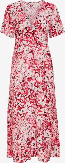 ONLY Skjortklänning 'Enola' i limone / rosa / cranberry / svart / vit, Produktvy