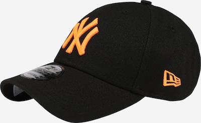 NEW ERA Casquette '9FORTY' en orange / noir, Vue avec produit